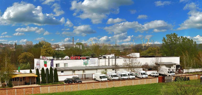 Meat processing plant MITI